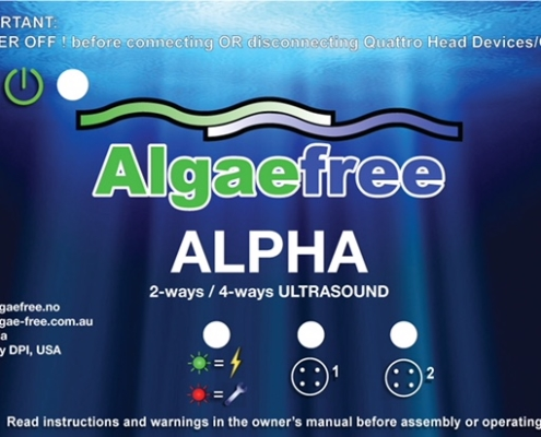 Algaefree Alpha - Niprox